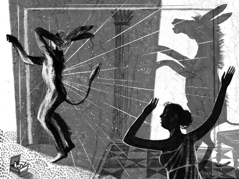 illustrations apuleiys